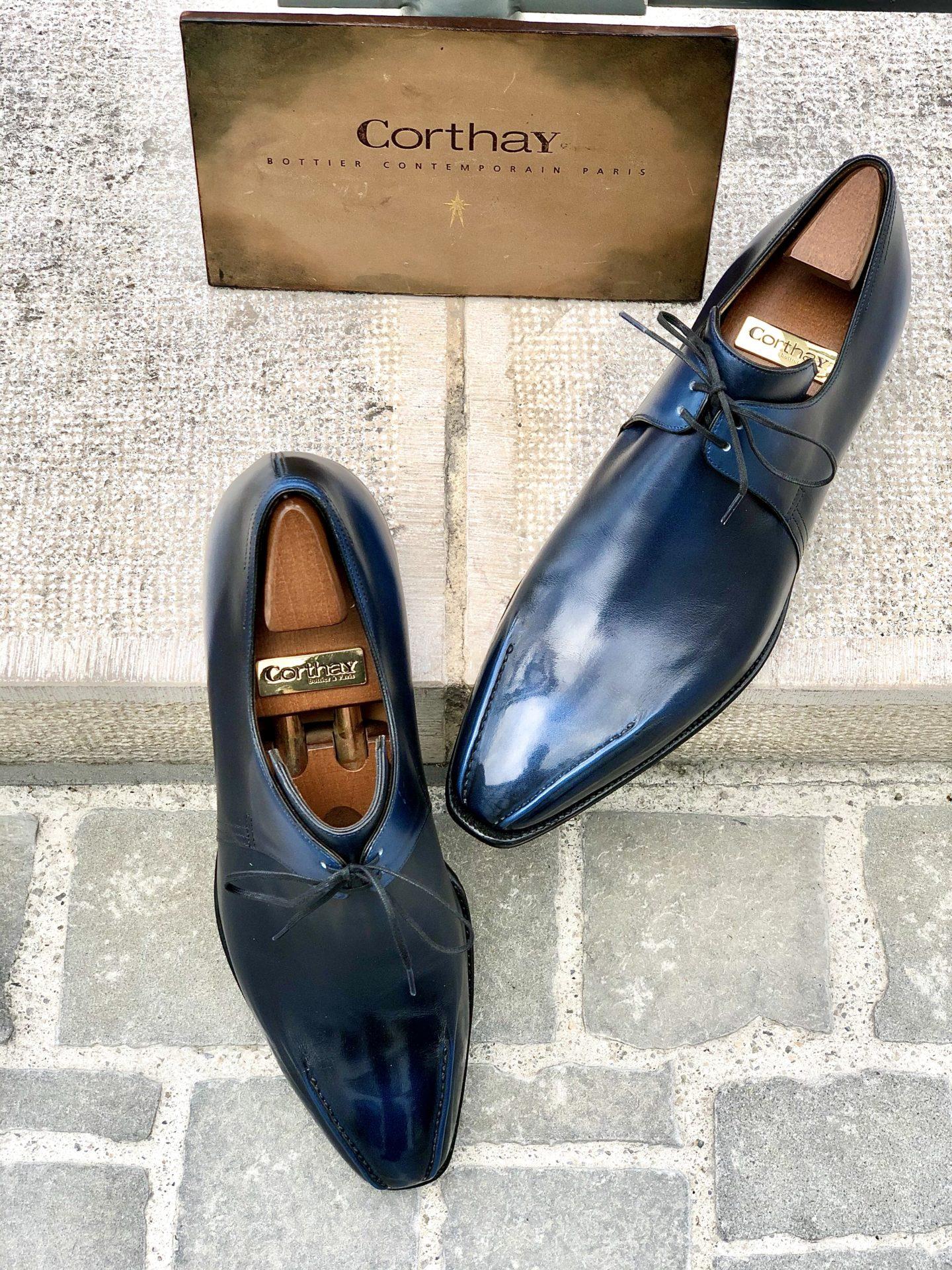 CORTHAY ARCA STREAM • Luxury Shoes in