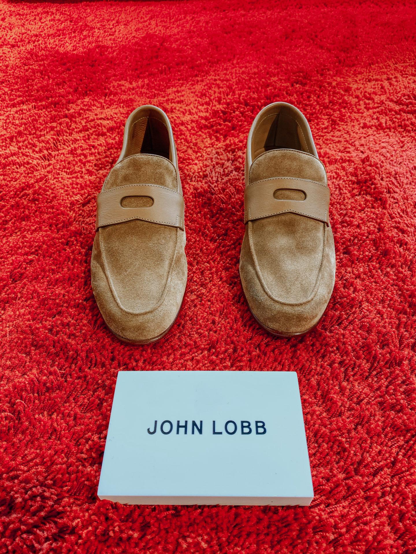 mocassins John Lobb