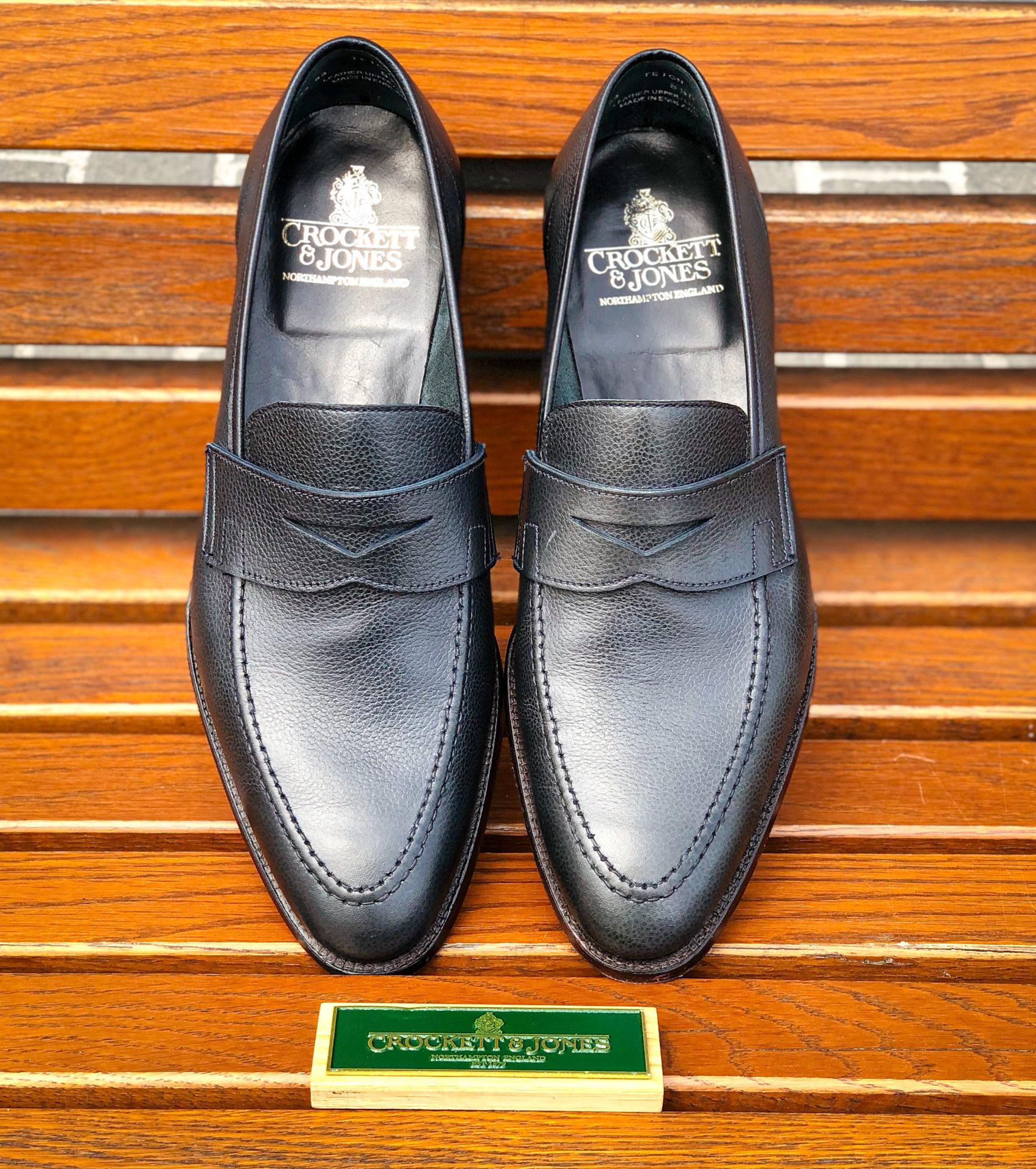 CROCKETT \u0026 JONES TEIGN • Luxury Shoes